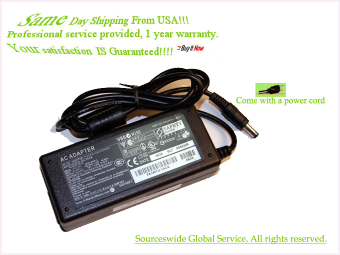 AC Adapter For Asus X53Z-RS61 X53Z-RS64 Notebook PC Power Supply