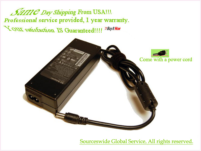 New AC Adapter Battery Charger Power Cord Supply For Lenovo Thin
